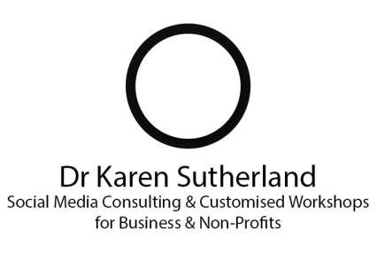 Dr Karen Sutherland - Simple social media solutions